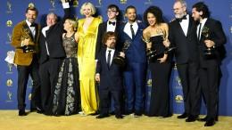 """""""Game of Thrones"""" ist beste Serie des Jahres"""
