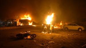 15 Tote bei Terroranschlag des IS