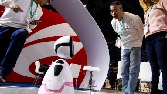 Roboter als intelligente Helferlein