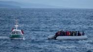 72 Flüchtende gerettet
