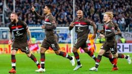 Allagui schockt MSV Duisburg mit Blitztor
