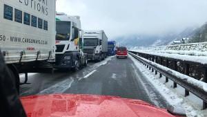 Brennerautobahn für Verkehr wieder geöffnet