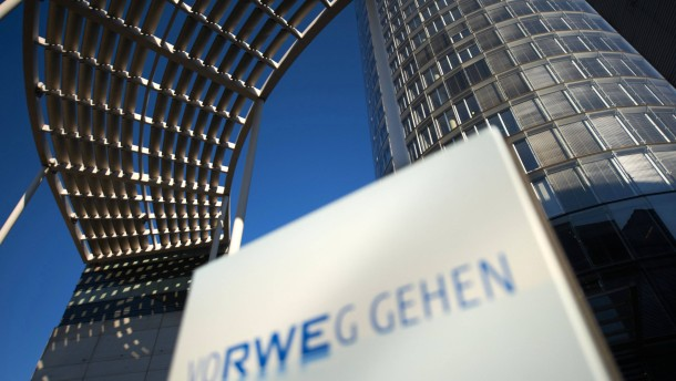RWE hängt Eon an der Börse ab