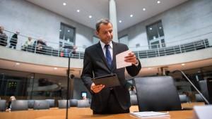 Ermittlungsakte enthält schwere Vorwürfe gegen Edathy