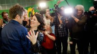 Die Grünen haben eine neue Doppelspitze