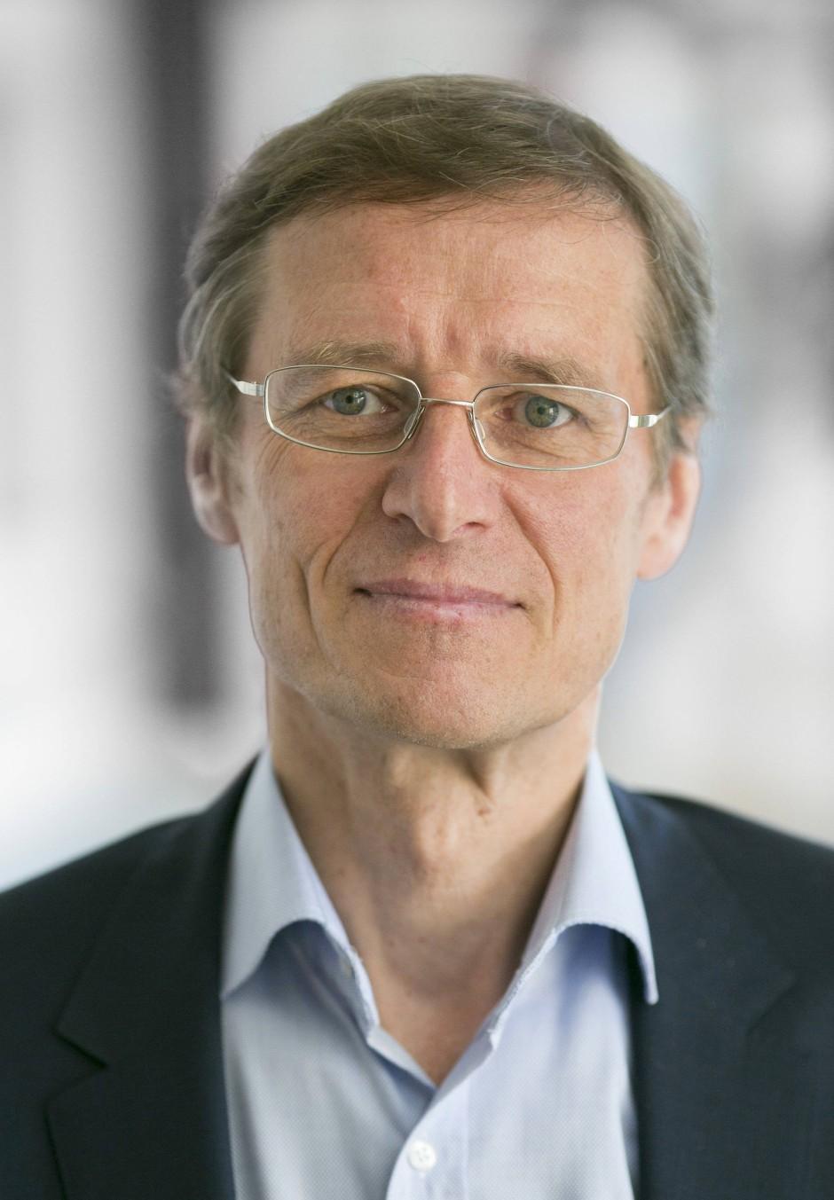 Klärt auf: Ulrich Hegerl ist Direktor der Klinik und Poliklinik für Psychiatrie und Psychotherapie am Universitätsklinikum Leipzig und Vorsitzender der Stiftung Deutsche Depressionshilfe