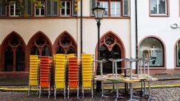 Jedes fünfte Restaurant könnte pleite gehen