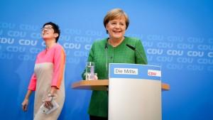 Merkels Mädchen?