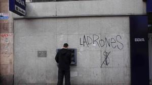 """Spanien denkt über eine """"Bad Bank"""" nach"""