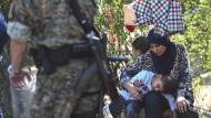 Mazedonien im Ausnahmezustand