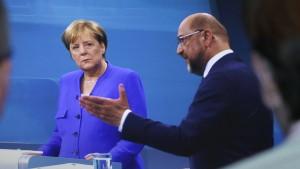 Schulz überrascht SPD mit hartem Türkei-Kurs