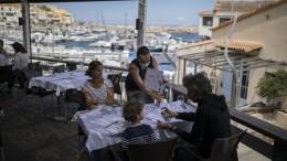 """Marseille im """"Maximalalarm"""" – alle Restaurants und Bars geschlossen"""
