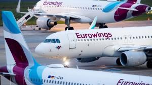 Verdi und Eurowings einigen sich im Tarifstreit