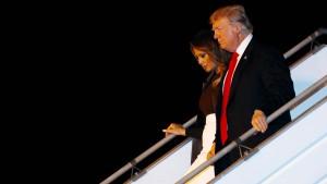 Die Russland-Affäre folgt Trump auch zum G-20-Gipfel
