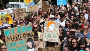 Klima-Proteste gehen weiter