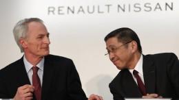 Welche Rolle spielt Nissan in der geplatzten Fusion?