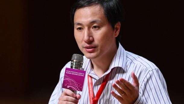 Haftstrafe für chinesischen Forscher