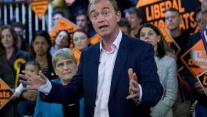 Warum der Chef der britischen Liberaldemokraten zurücktritt