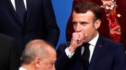 Wie Macron die Nato aus dem Winterschlaf gerissen hat