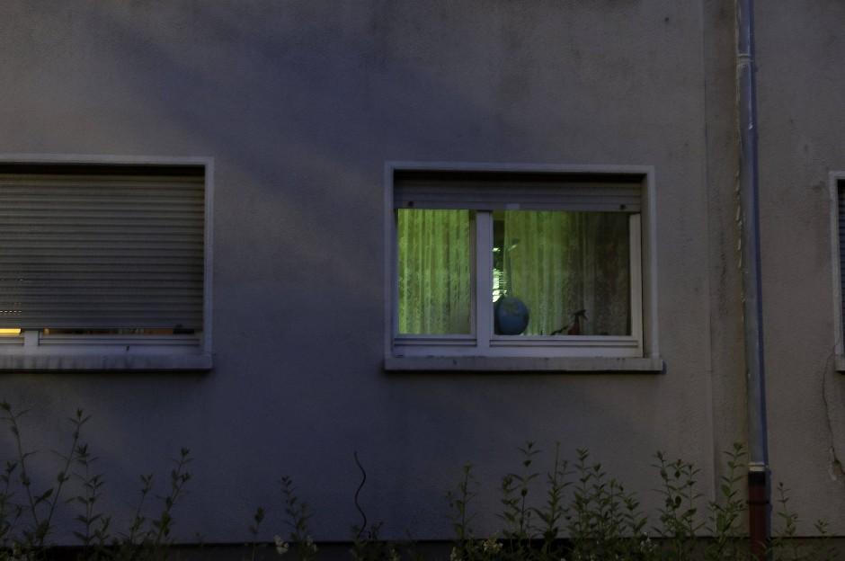 bild wohnzimmer grün: : Deutsche Wohnzimmer zur EM: Dasselbe in Grün – Bild 2 von 7 – FAZ