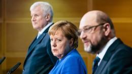 Wie ARD und ZDF dem Koalitionsvertrag auf den Grund gehen