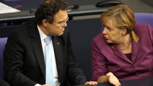 Friedrich legt Merkel Parteiaustritt nahe – oder?