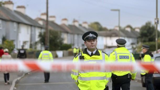 Terrorwarnung in London abgestuft