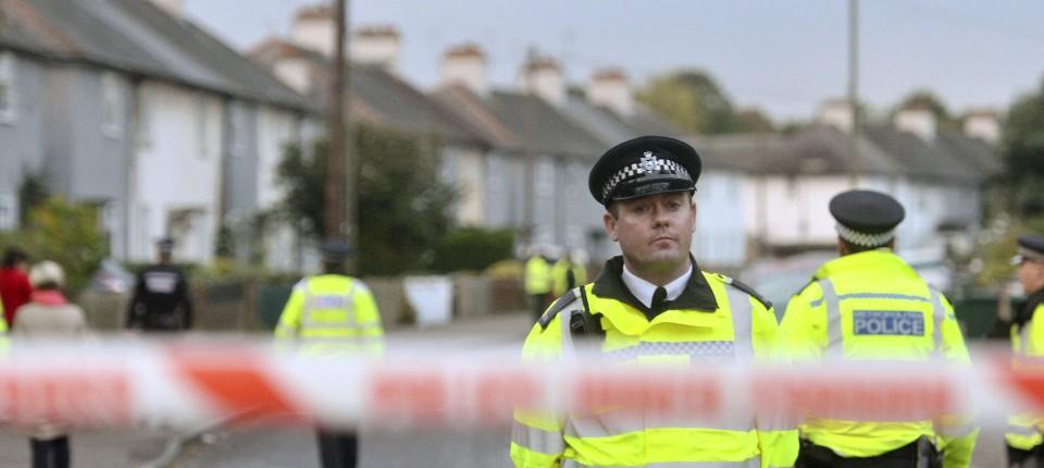 Anschlag In London Terrorwarnung In London Abgestuft Ausland Faz