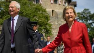 Fürstin Marie von und zu Liechtenstein nach Schlaganfall gestorben