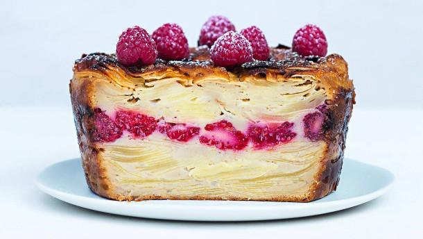 Neues backbuch kuchen fast ohne teig - Kuche ohne fliesenspiegel ...