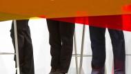 Kippelig: Ob Merz, Kramp-Karrenbauer oder Spahn die Bundes-CDU führt, entscheiden auch hessische Parteifreunde.
