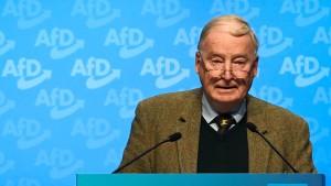 Gauland wirbt für Koalitionen mit der CDU