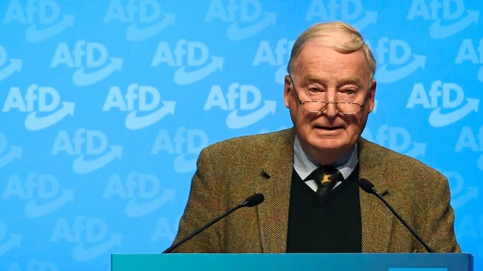 Alexander Gauland in Braunschweig