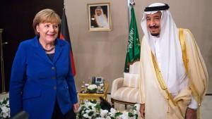 Merkel verurteilt Tötung Khashoggis