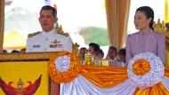 Schock für Thailands Königshaus