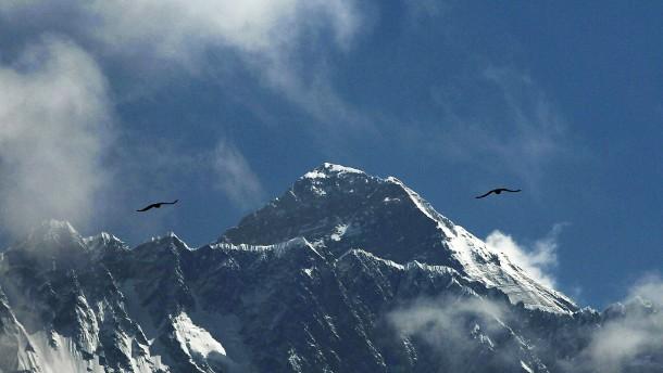 Elfter Toter in dieser Saison am Mount Everest