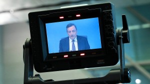 Die EZB lässt sich viel Zeit mit dem Ausstieg