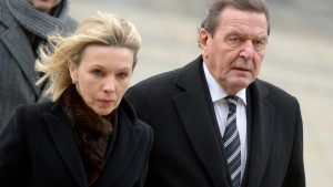 Gerhard Schröder und Doris Schröder-Köpf trennen sich
