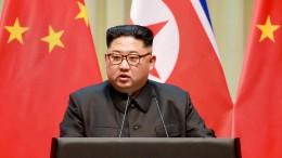 Nordkorea lässt drei amerikanische Gefangene frei