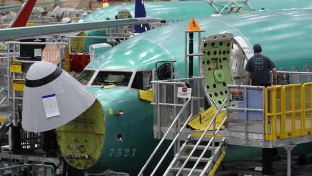 Piloten befolgten laut Untersuchungsbericht Boeing-Vorgaben
