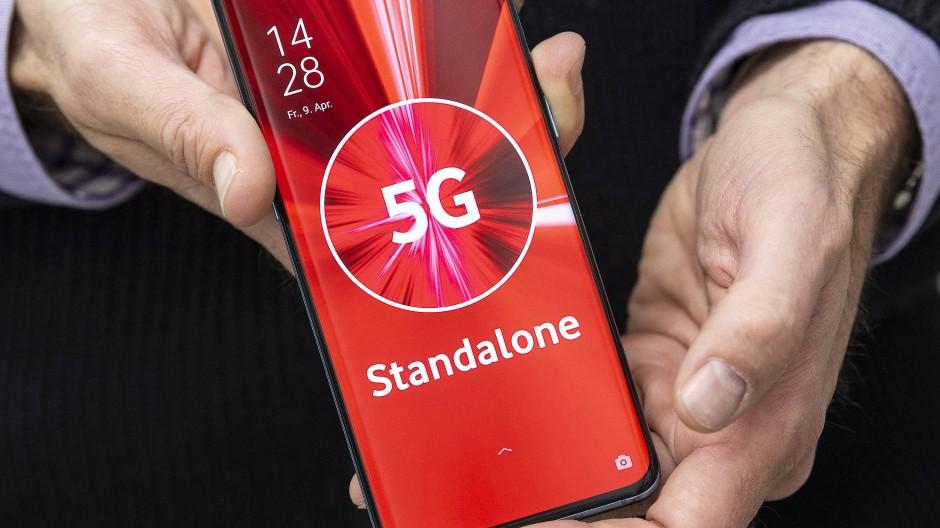 5G steht jetzt allein.