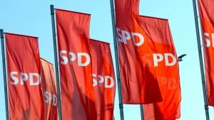 Absturz der SPD
