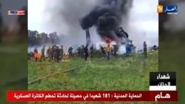 Mehr als 250 Tote in Algerien