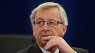 Brüssel verfällt in Schockstarre