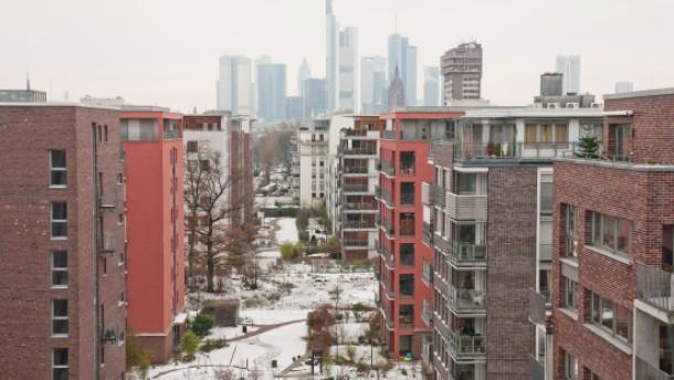 Im Frankfurter Osten viel Neues