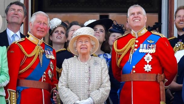 So schlimm wird Weihnachten für die Royals