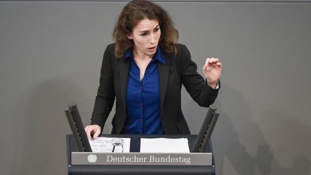 AfD-Politikerin bei Wahl zur Bundestagsvizepräsidentin abermals durchgefallen