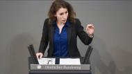 Die hessische AfD-Abgeordnete Mariana Harder-Kühnel