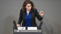 AfD-Politikerin abermals bei Wahl zur Bundestagsvizepräsidentin durchgefallen