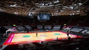 Corona-Fälle bei Basketball-Pokal sorgen für Termindruck